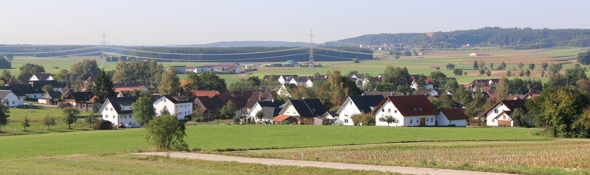 Header Oberroth - Panorama